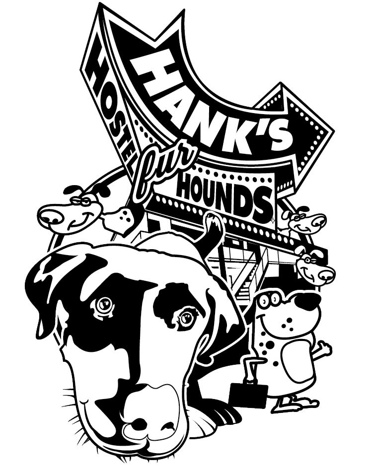 Hank's Hostel fur Hounds