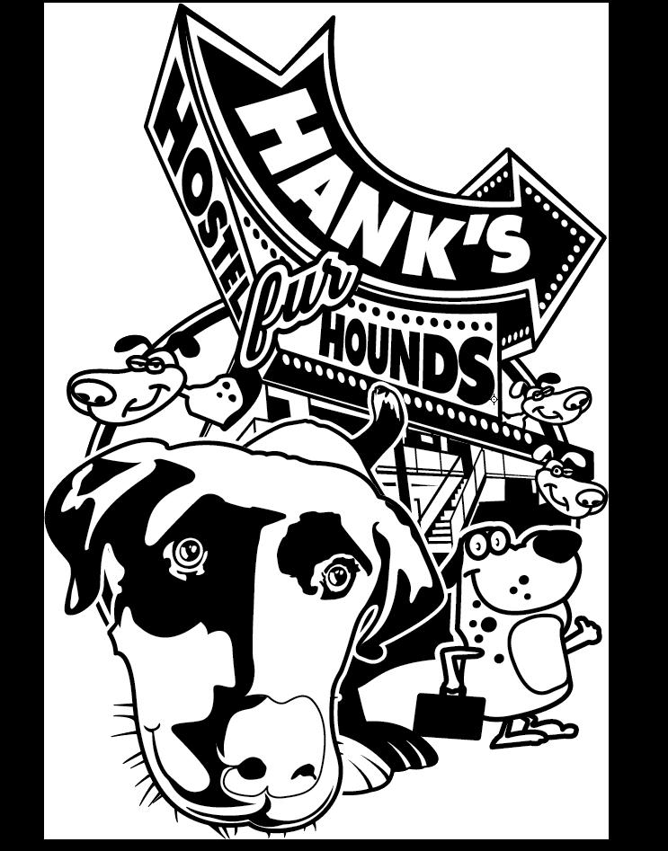 Hank's Hostel fur Hounds